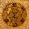 Language Palimpsest Star Of David