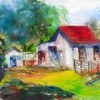Leonis Adobe Barn