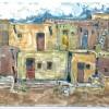 Joan Baral Taos Monotype 22.5x30 E1463609772761