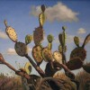 Lee Edwards Cactus Bouquet
