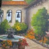 Patty OHearn The Padres Garden 20x16 Oil E1476554947306