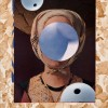 FrankVentrola.PortraitInterior 21.5x17 Collage Paper On Board 600