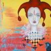 Laura Ledesma Harlequin 20x20 Acrylic 600 E1506111693573