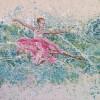 Jorge Rodriguez Dancer 20x30 Acrylic On Aluminum Panel 900 E1524335030855