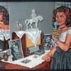 Michael Alpay Reflections 50x38 Acrylic 3500 E1524341927912