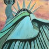JudyHeimlich Lady Liberty Oil On Canvas 32x28 E1529102320720