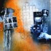 Karren DeGorricho Dali In Spain 30 X 24