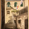 MardiGeorgio LaundryDayinKotor Watercolor 12x9 550 E1534024806162