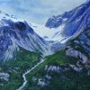 MerrilynDuzy RetreatingGlacier Alaska Oil On Canvas 24x30 2000 E1534628586651