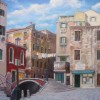 TerumiPaganini Alleyway In Venice 20x16 OIl On Canvas 900 E1534023907624