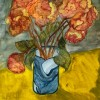 Paula Quasarano Treasured Memories 11x14 Watercolor225