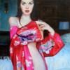 TerumiPaganini Kimono 20x16 Oil 700 E1538713509777