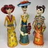 Rundle.tres Comadres 13 Tall Stoneware