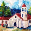 Keryl Kris Reinke  Mission Santa Cruz 6x8 50