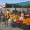 TerumiPaganini Hollywood Farmers Market 9x12 Oil 300 E1544302586769